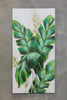 "49"" x 25"" Banana Leaves A Wall Decor"