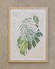 "20"" x 28"" Tropical Plants - Naturale Wall Decor"