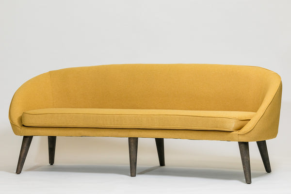 Lisbon Sofa Set - Dijon Yellow (2 butacas + sofá)