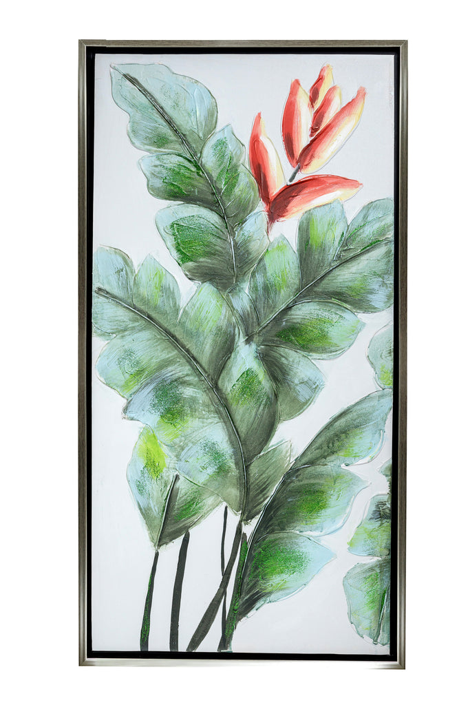 "22"" x 41"" Tropics Art- Wall decor (B)"