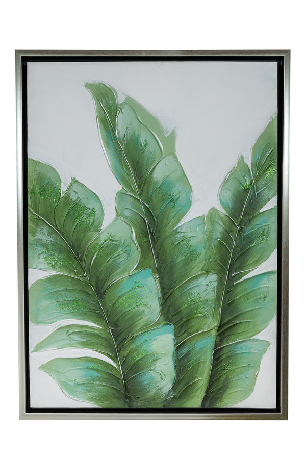 Banana Tree Art- Wall decor (A)