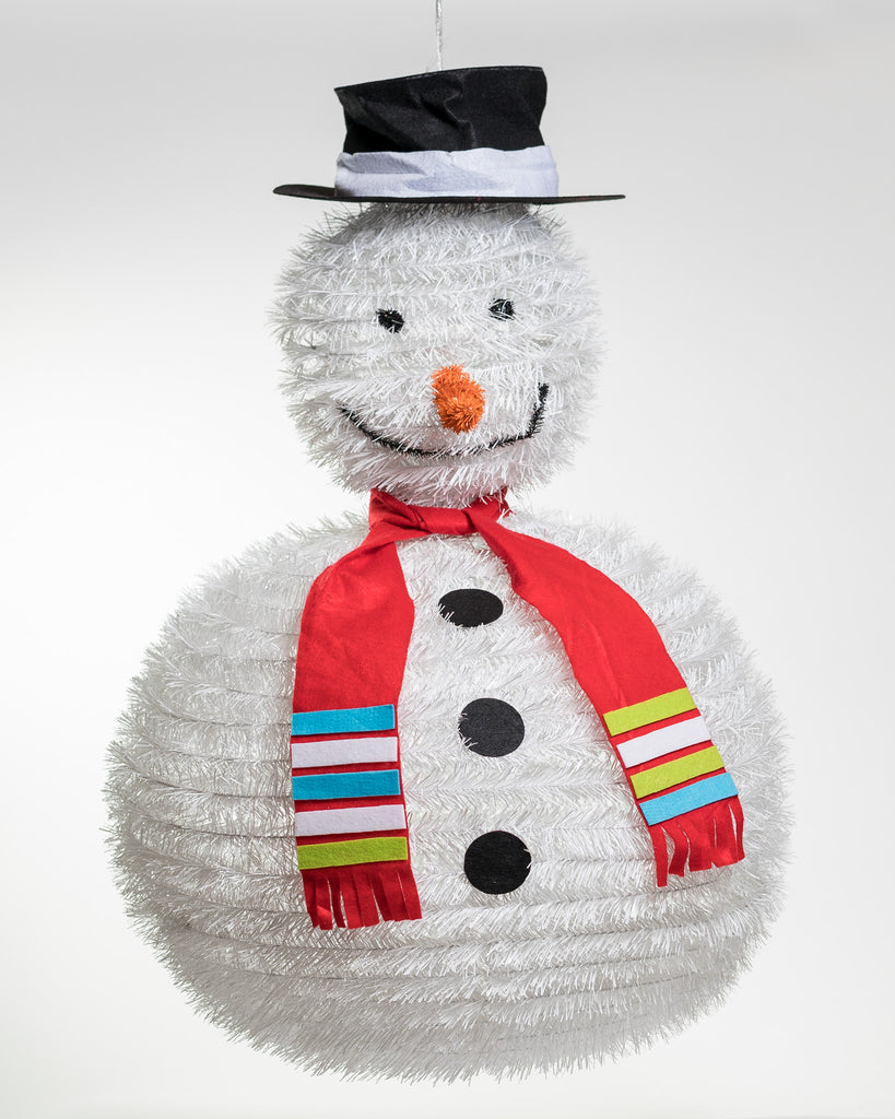 Hanging Snowman- Collapsible
