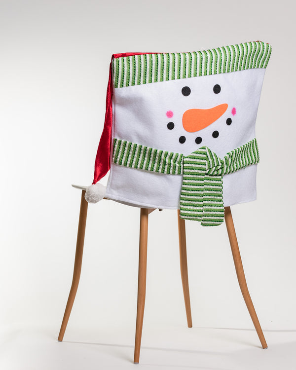 Snowman Chair Cover