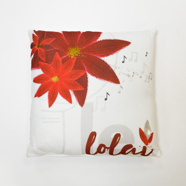 LeLoLai Pillow by Liz