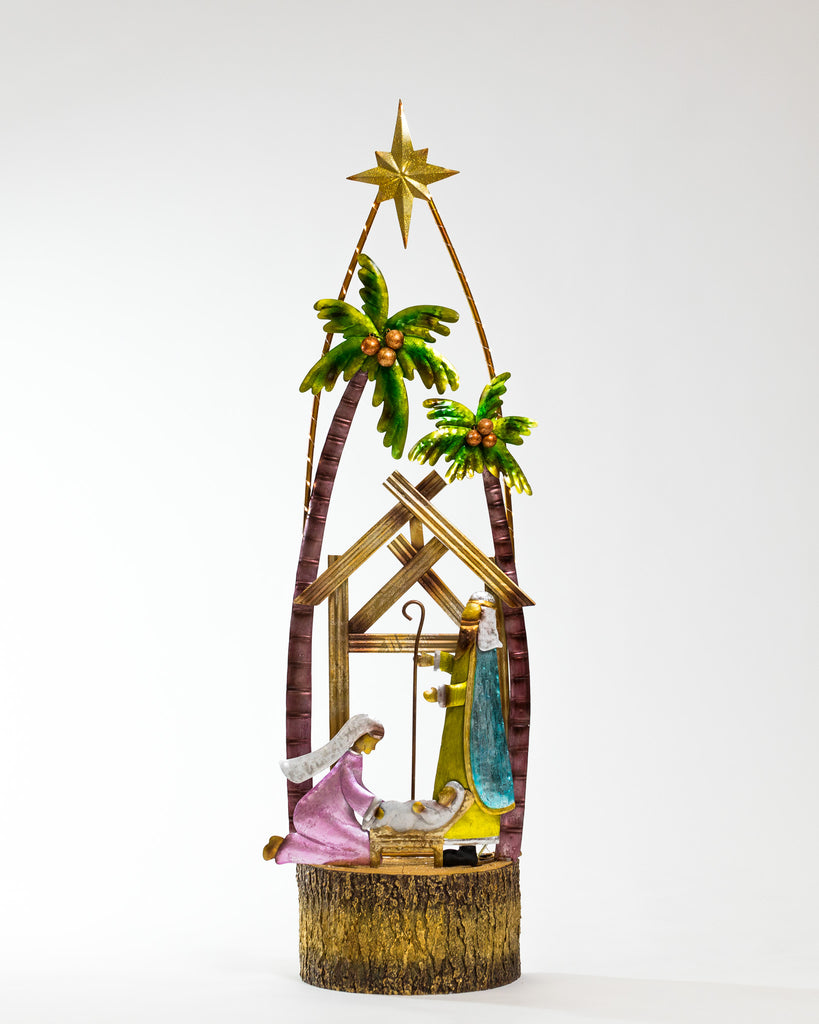 "54"" Nativity with Lights (Indoor/Outdoor)- Joy Collection"