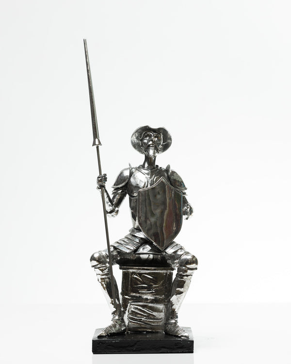 "10.5 "" Don Quijote (sitting)- Nantes Collection"