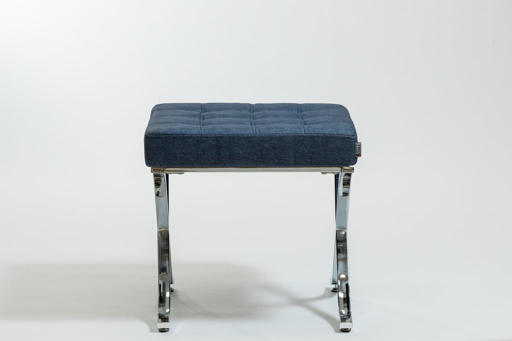 Reflections Ottoman-Midnight Blue
