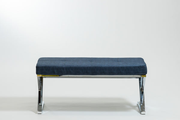 Reflections Bench-Midnight Blue
