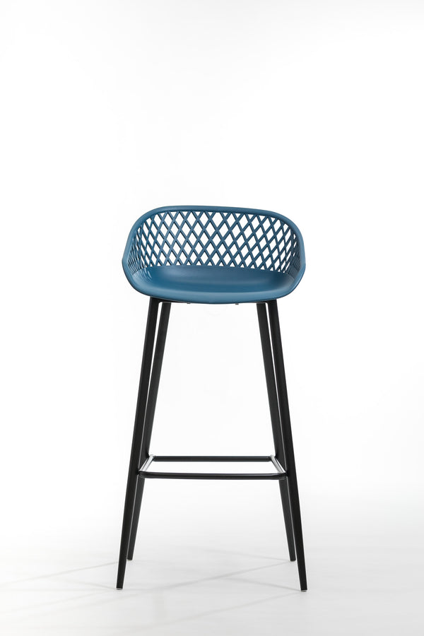 Nouvelle Stool-Midnight Blue