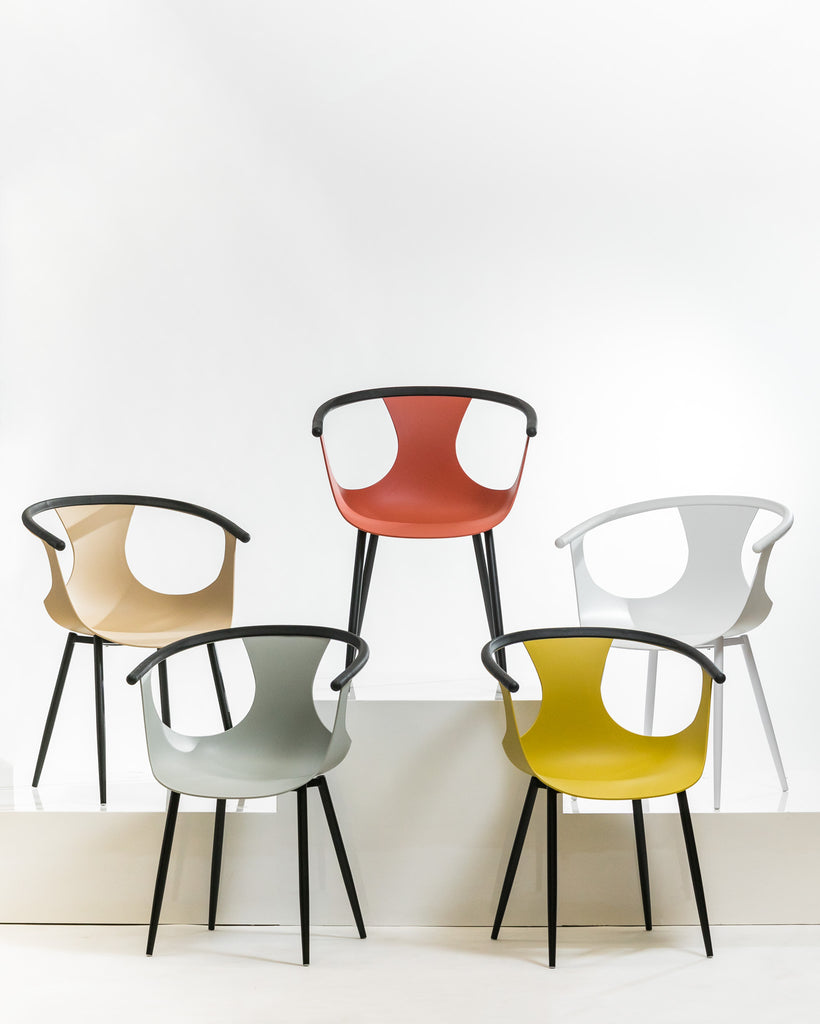 Ronde Chair- Smoke