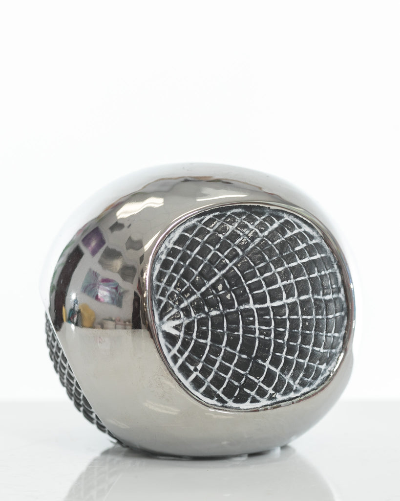 "4""Ball- Argent Collection"