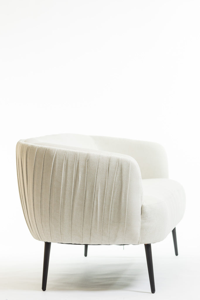 Hope Arm Chair- Smoke Gray