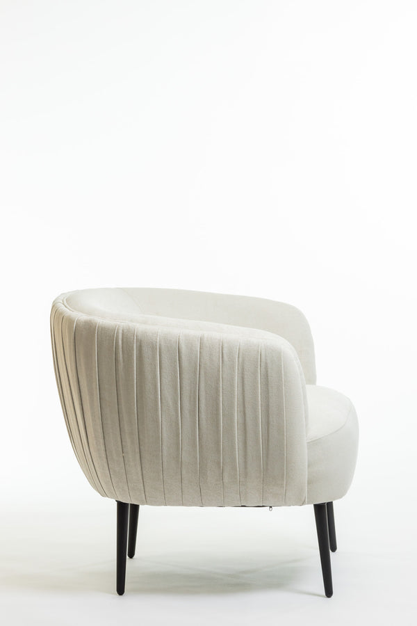 Hope Arm Chair- Ivory