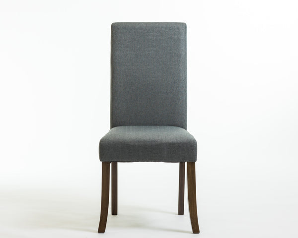Lucille Chair- Charcoal Gray