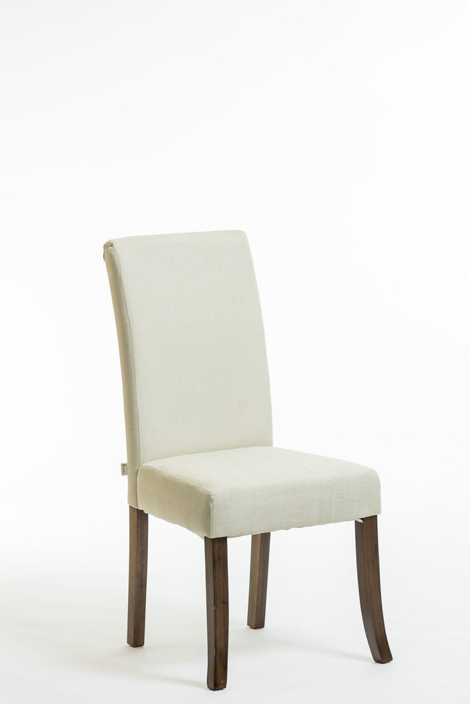 Lucille Chair- Ivory
