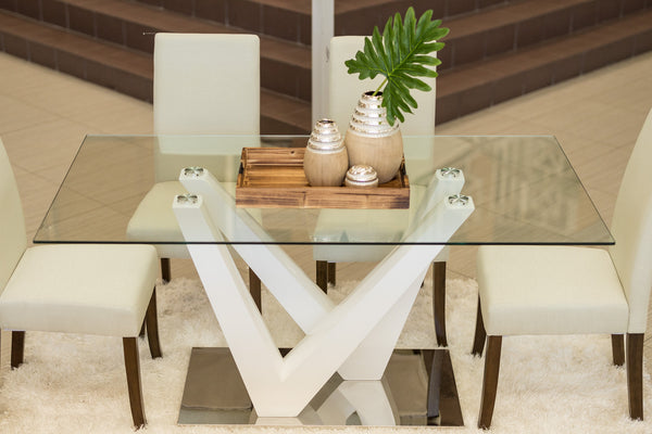 "63"" Le Blanc Dining Table"