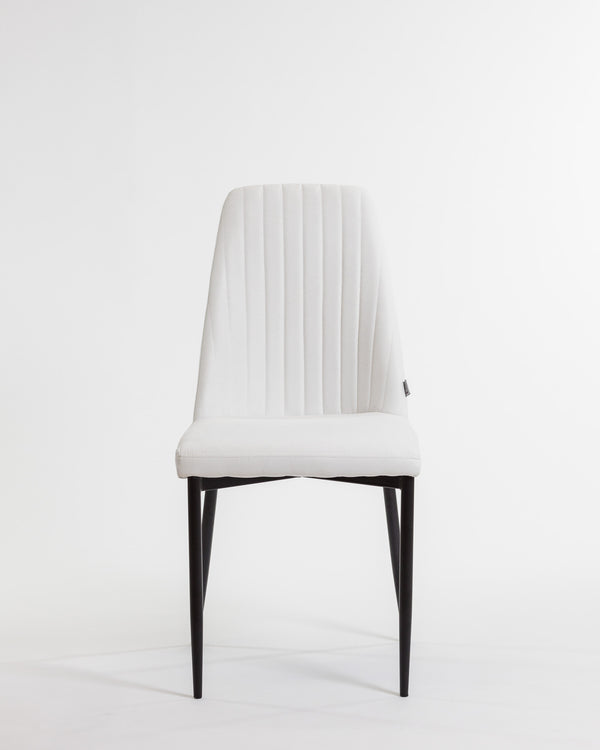 "36"" Gracie Chair- White"