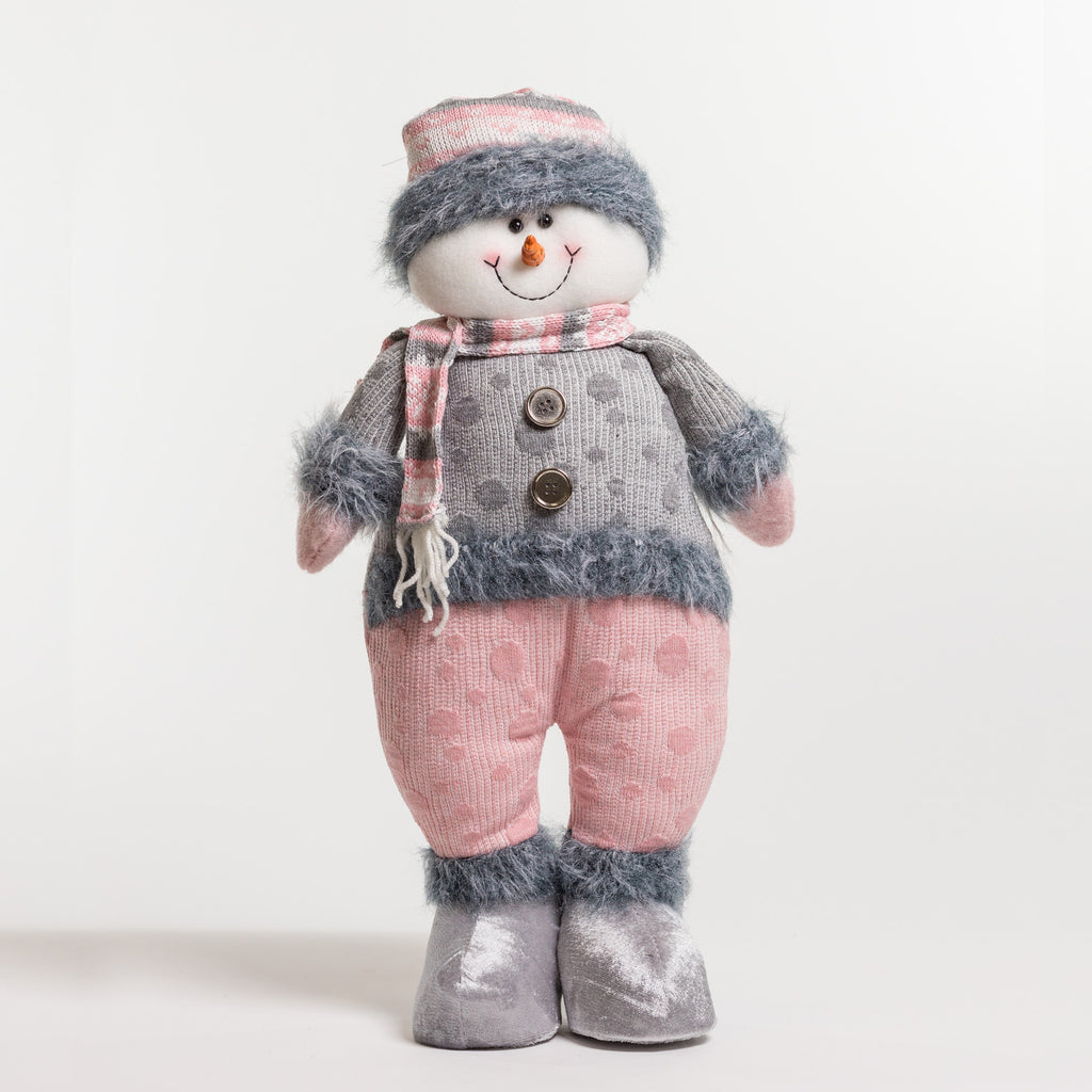 "20"" Standing Snowman - Vogue Collection"
