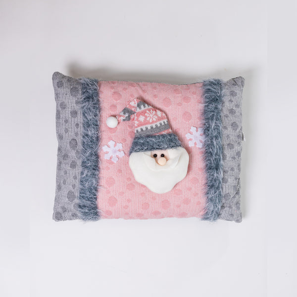 "16"" Santa Cushion - Vogue Collection"