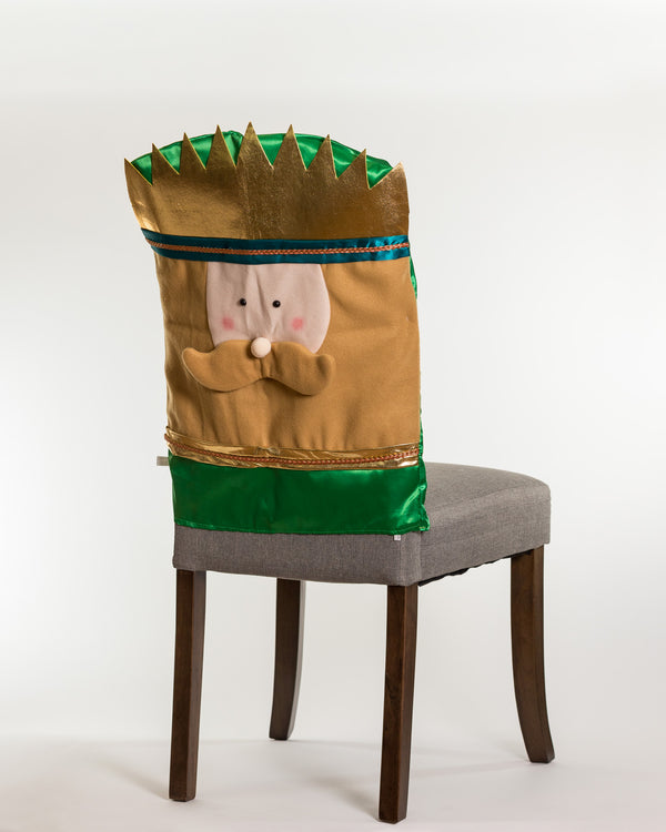 """Reyes Magos"" Chair Cover B"