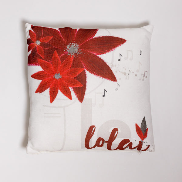 "18""x18""  Lelolai Pillow by Liz Designs"