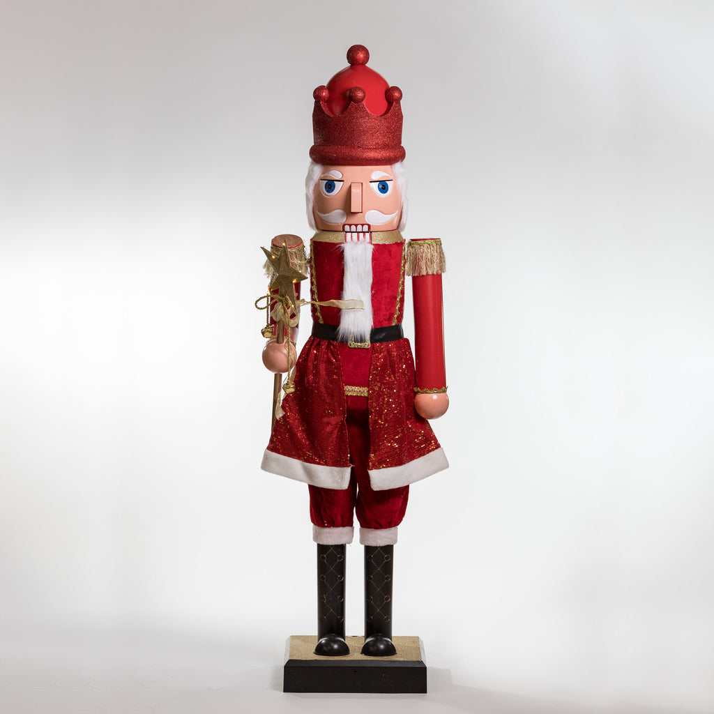 "60"" Nutcracker A w/Movement and Music - Cheerful Collection"