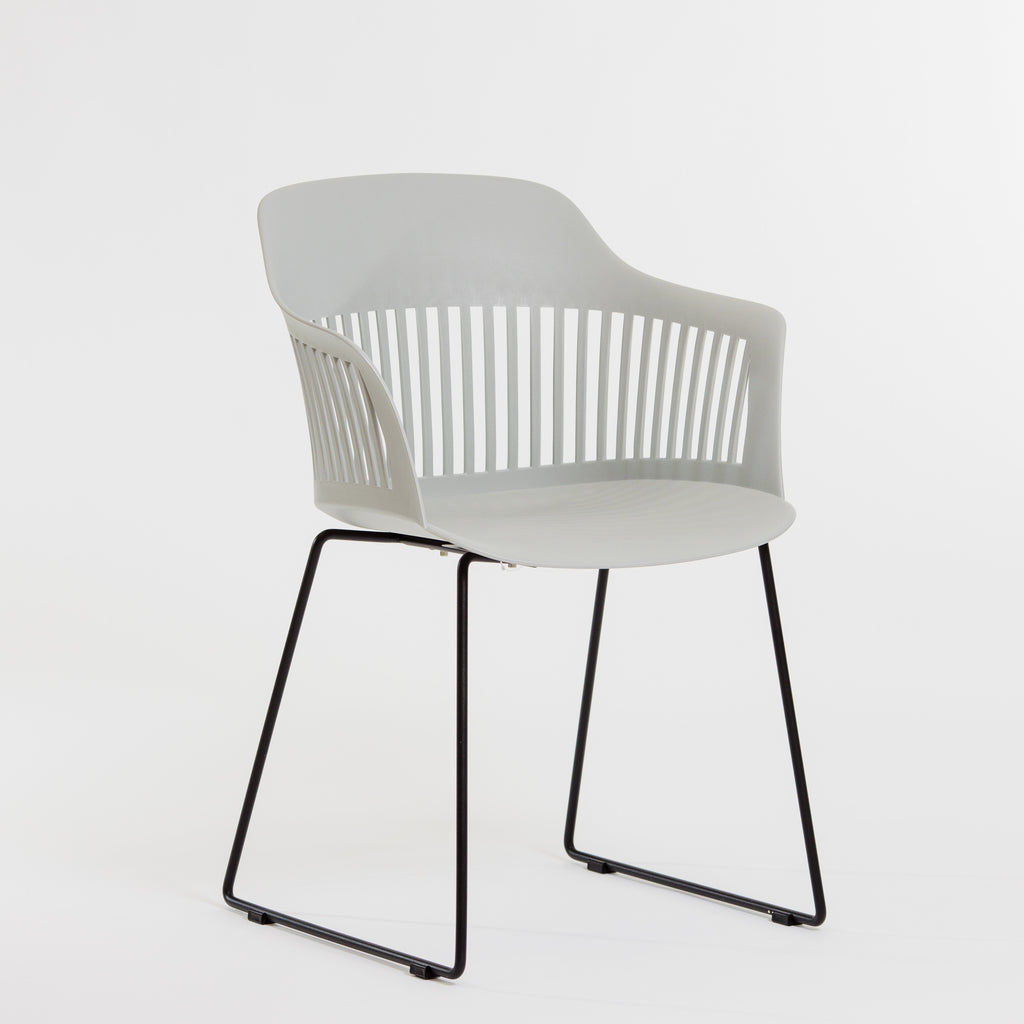 Thea Chair - Smoke