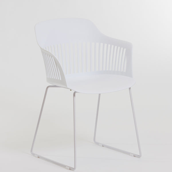 Thea Chair - White