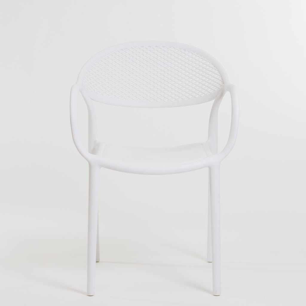 Rosalie Chair - White