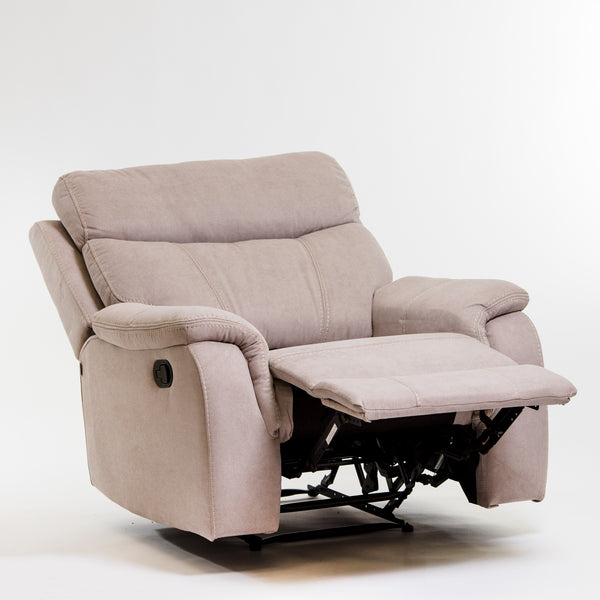 Alexi Deluxe Recliner Chair - Sand