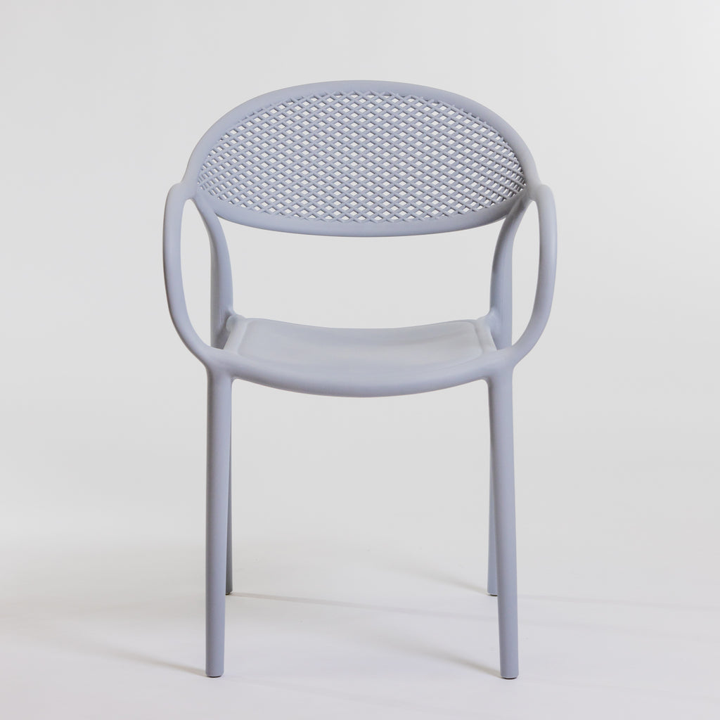 Rosalie Chair - Gray