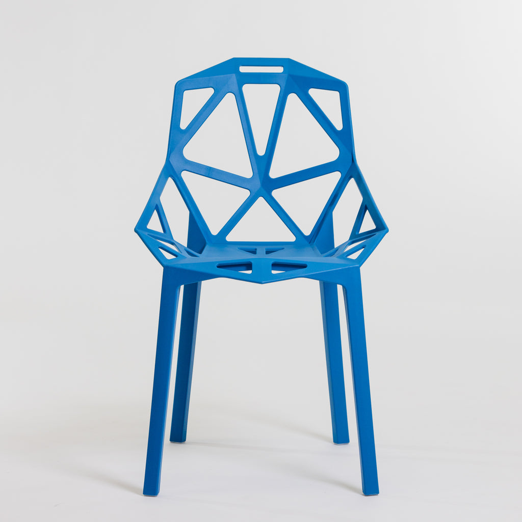 Lily Chair - Blue