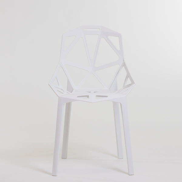 Lily Chair - White