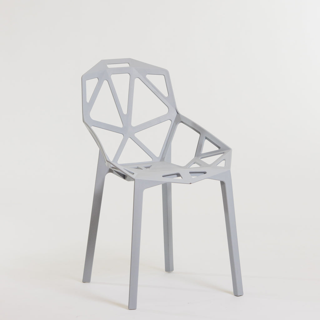 Lily Chair - Gray