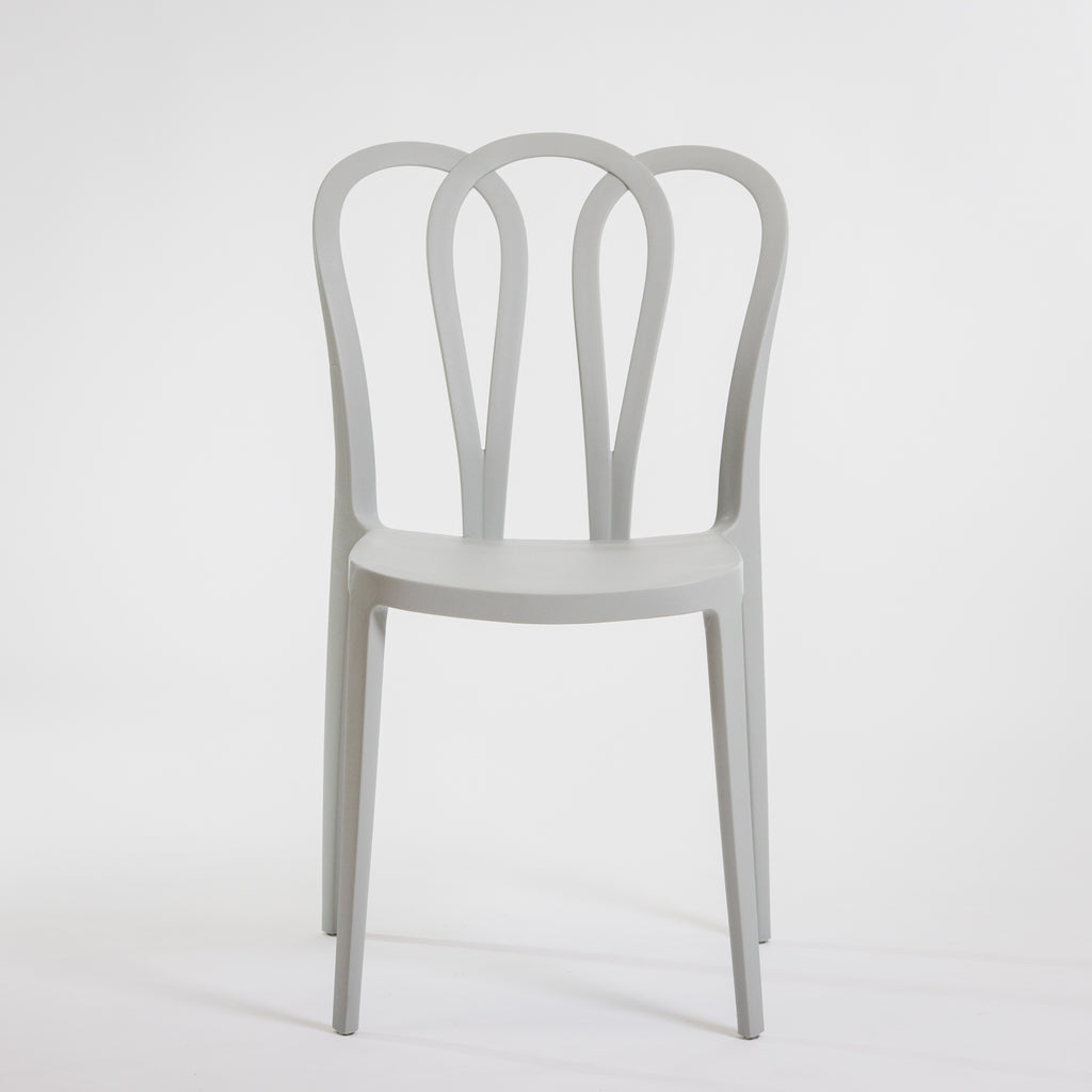 Tyler Chair - Smoke