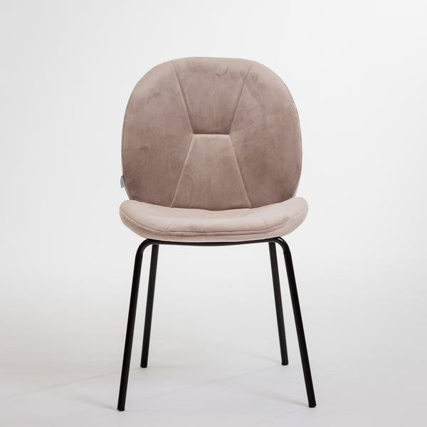 Bonnie Chair- Taupe