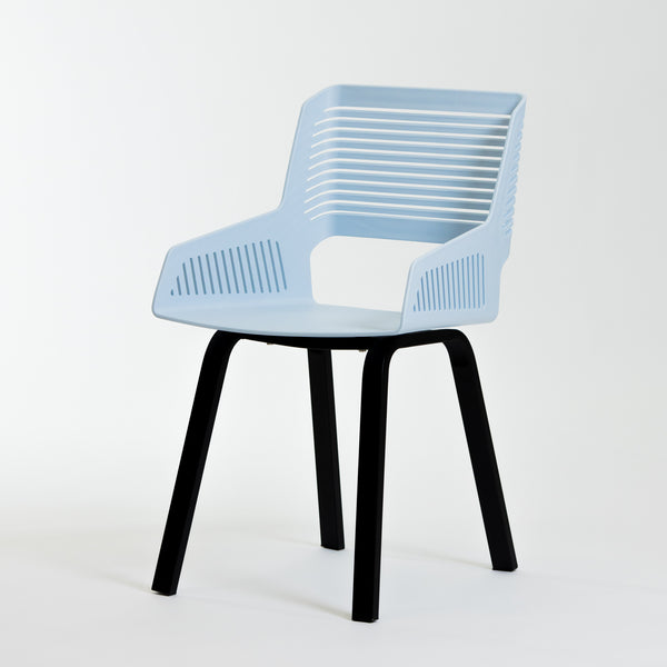 Hattie Chair - Baby Blue