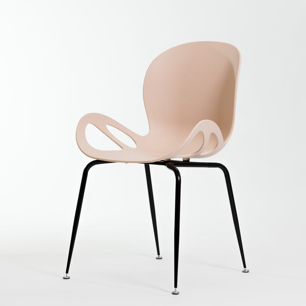 Heidi Chair - Soft Rose