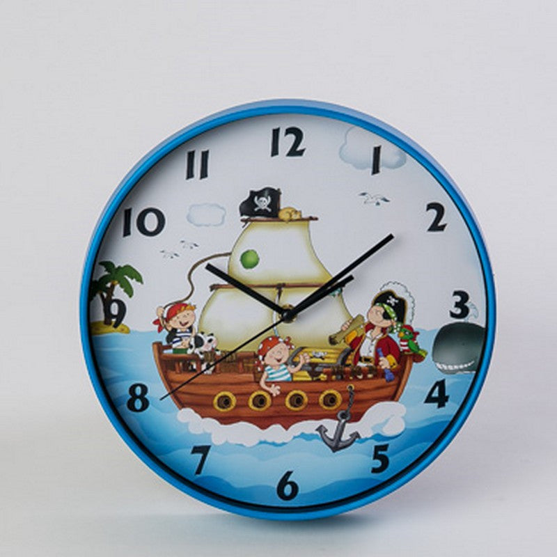 Pirate's Wall Clock - Casa Febus - Home • Design