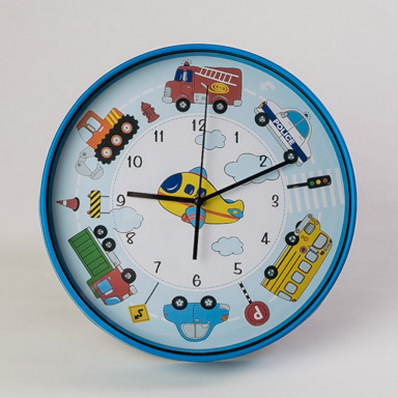 Cars Wall Clock - Casa Febus - Home • Design