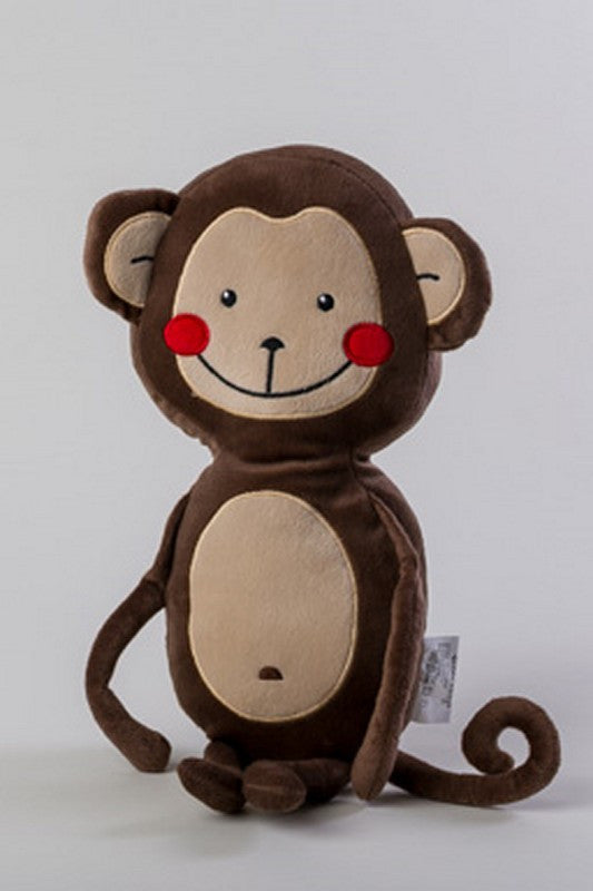 Happy Monkey Cushion - Casa Febus - Home • Design