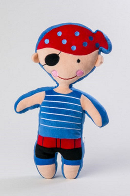 Pirate Doll Cushion - Casa Febus - Home • Design