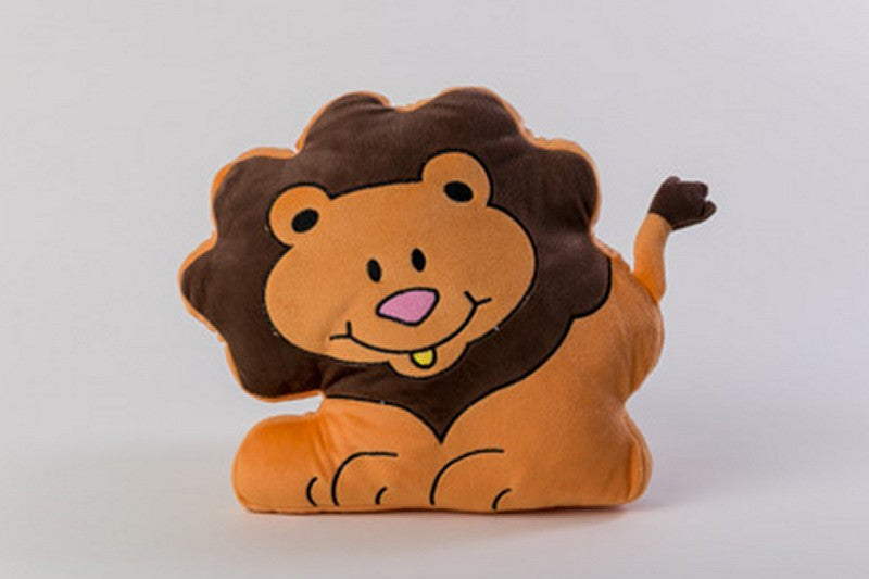 Lion Cushion - Casa Febus - Home • Design