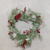 "12"" D - Berry Christmas Wreath"
