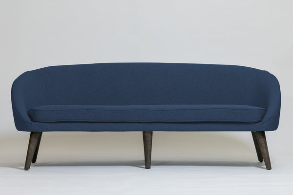Lisbon Sofa Set - Navy Blue (2 butacas + sofá)