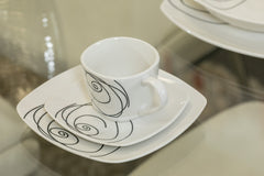 20pcs Moderne Dinner Set - Circlet
