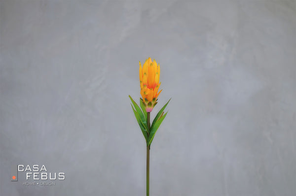 "Ginger Flower Stem Orange/Yellow - 32"" - Casa Febus - Home • Design"
