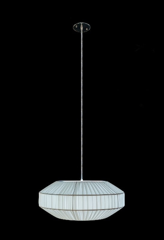 Cercle White Pendant Lamp - Casa Febus - Home • Design