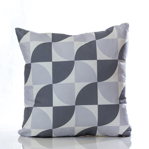 "Natura Pillow - Gray Combination 18"" x 18"" - Casa Febus - Home • Design"