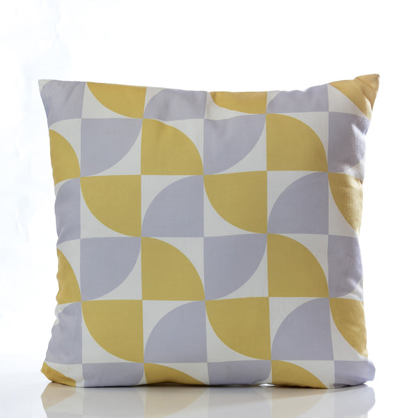 "Natura Pillow - Yellow Combination 18"" x 18"" - Casa Febus - Home • Design"